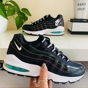 New Nike Air max 95 black sneakers